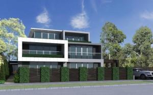 Carnegie off plan low density development