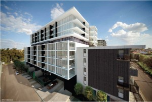 Green Square Apartments in Abbotsford