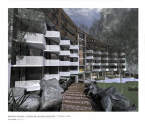 Boulevard Apartments in Maribyrnong